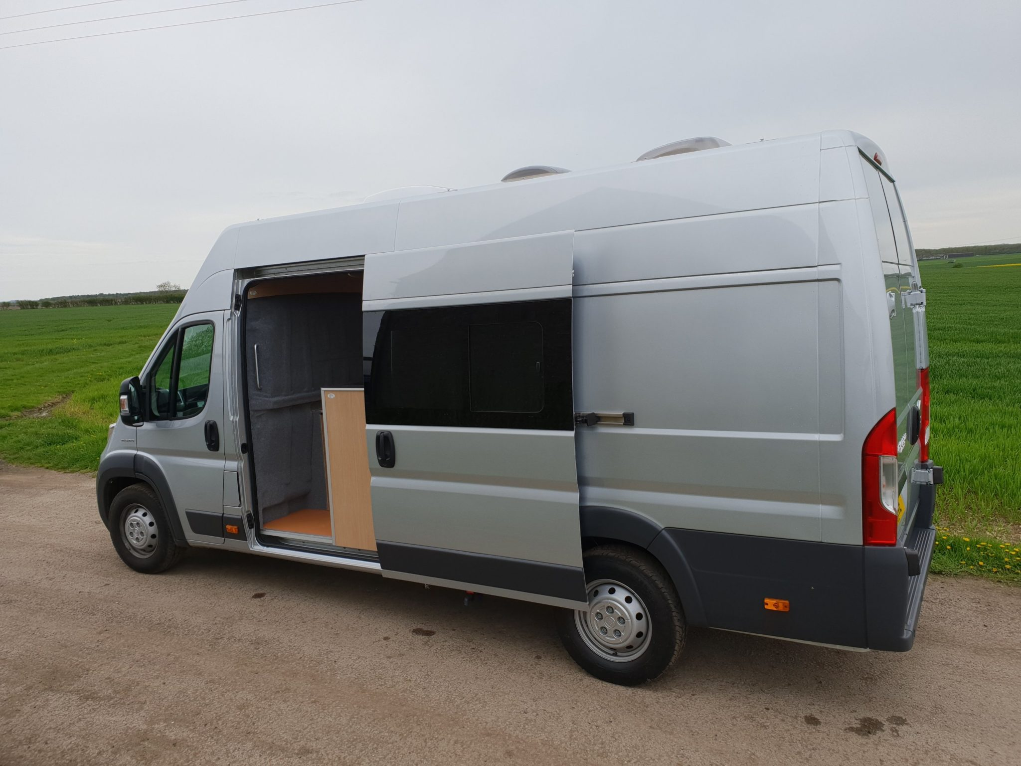 fiat ducato l4h2 rhales conversions. Black Bedroom Furniture Sets. Home Design Ideas